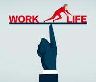 Work-Life Imbalances Spur Retirement