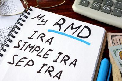 It's RMD Season!